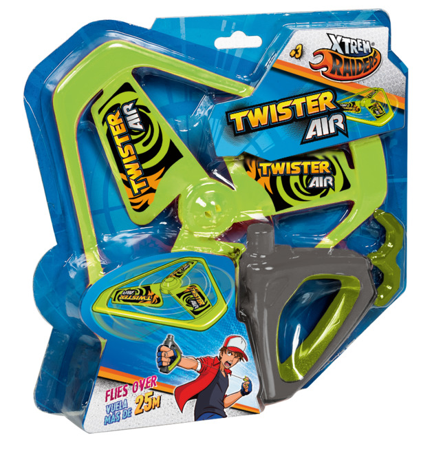 AIR RAIDERS TWISTER AIR